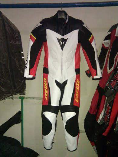 Tailor Made Leather Motorbike Suit/Motorcycle Racing Suit Pakistan