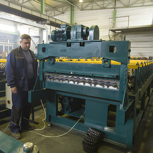 Roll Forming Machines C15