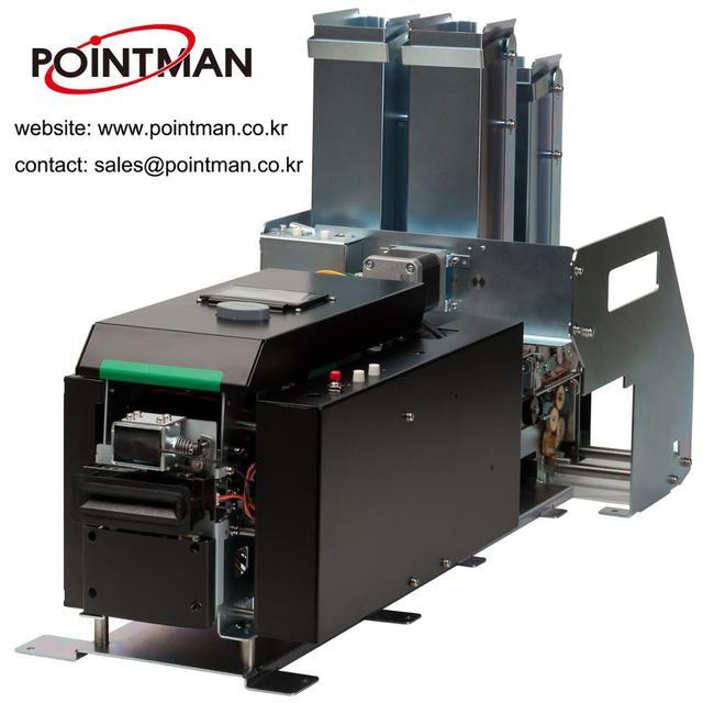 Multi tray Kiosk Card Printer