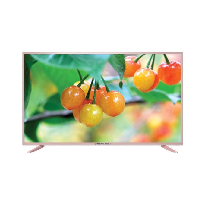 LED TV Changhong Ruba - Official UD55F6500i - 55 Inches - 4K UHD Smart LED TV - Golden Highlight Cover
