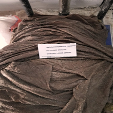 Beef Omasum Dried and Salted for Sale from Pakistan / Beef Salted & dried omasum