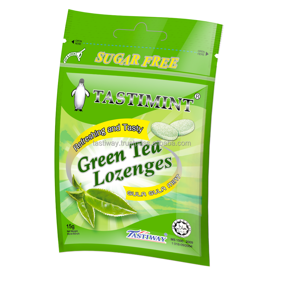 Tastimint Green Tea Candy
