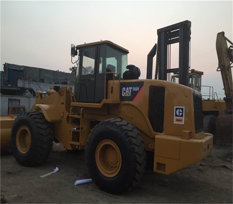 Cheap Used Wheel Loader CAT 966H /Caterpillar 966/ 950G/ 962H/ 950E/ 966G loader