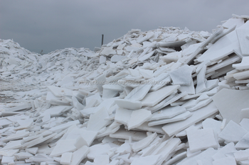 Material for industries is Calcium Carbonate powder