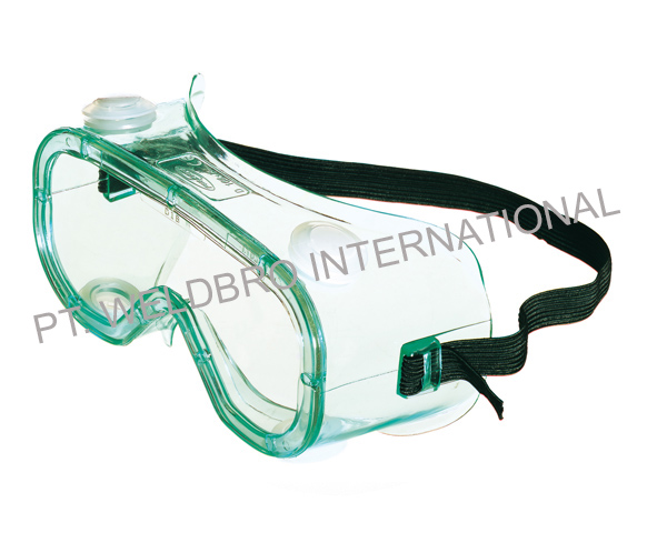 Safety Goggles LG20 Goggle Clr Ventilated Af - Honeywell