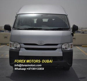 HIACE 2.7 L PETROL HIGH ROOF RIGHT HAND DRIVE