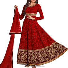 Indian New Stylist Designer Anarkali Suit