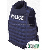 Anti-terrorism vest CompassArmor OEM Coast Guard and Navy jacket military heavy duty uniform armor carrier