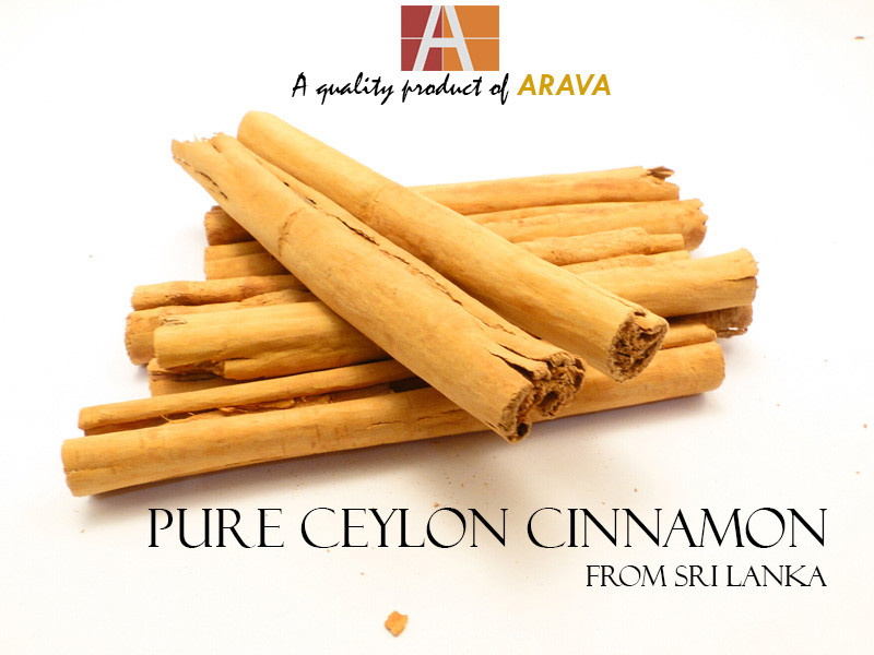 Value added Cinnamon products such as Cinnamon oil, Cinnamon powder and Tablets are also produced