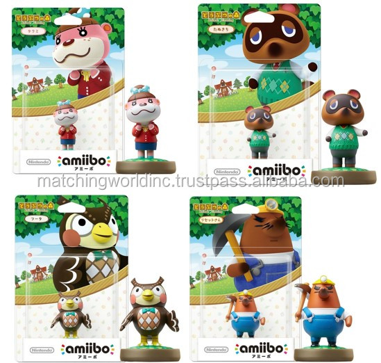 Best selling figure (Animal Crossing series) for video game player