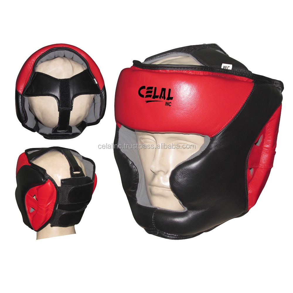Hot Sale Leather Boxing Head Guard