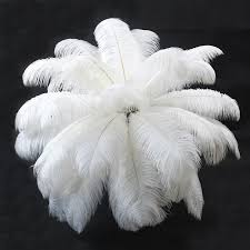 100% Bulk colored party artificial Ostrich Feather for wedding decoration