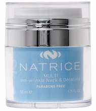 Natrice - MULTI - Anti-wrinkle Neck & Decollete Skin Care Cream with Snail Secretion Filtrate & Argan Oil - Parabens free - 50ml