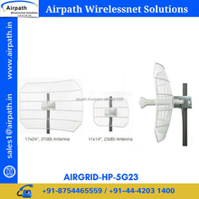AIRGRID-HP-5G23 Ubiquiti Networks AIRGRID 23 M5 HP 5GHz 23dBi AG-HP-5G23 Antena airMAX Wireless Broadband CPE