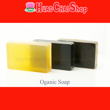 Organic Herbal Soap (Wine Soap) Thailand