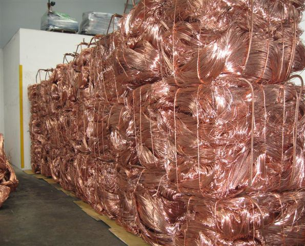 Copper Wire Scrap (Millberry) 99.9%,Copper Wire Scrap, Mill berry Copper 99%
