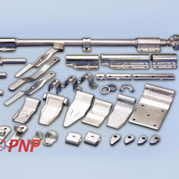 Viet Nam shipping spare container parts with container hinge parts , roof panel , door lock
