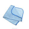 Korea High Quality Microfiber Knit Terry Detailing Towel