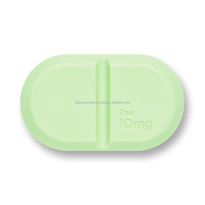 Best Quality 10mgRx Pill Soap bar Bath Face OEM Hotel mini Natural_Clean Tea Tree