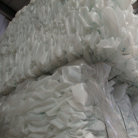 RECYCLE D/ GRADE A HDPE MILK BOTTLE SCRAP /HDPE MILK BOTTLE FLAKES