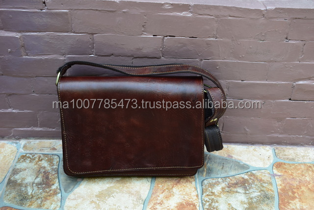 leather lap top case