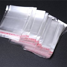 Cheap Transparent Self Sealing OPPPlastic Bag for Clothes/Shoes/Bag/Hat/ Accessorizies