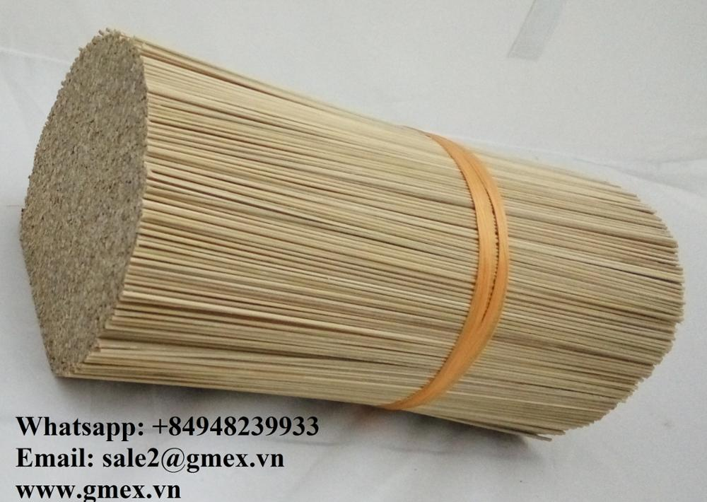 2017 Round Bamboo Sticks for making Agarbatti
