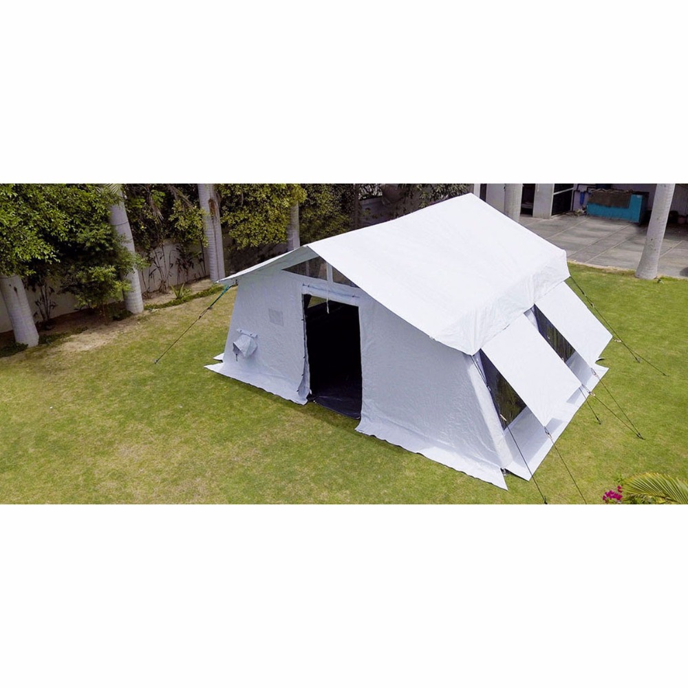 best brand camping roof tent Hub Tent 24 M2 aluminium tent family camping tent