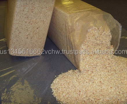 Natural Quality Wood Shavings For Animal Bedding