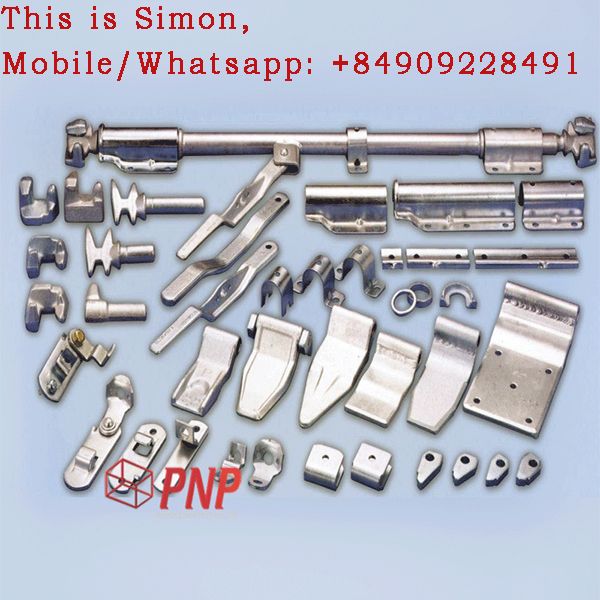 Shipping Container Door Lock Assembly For Trailer Part From Viet Nam
