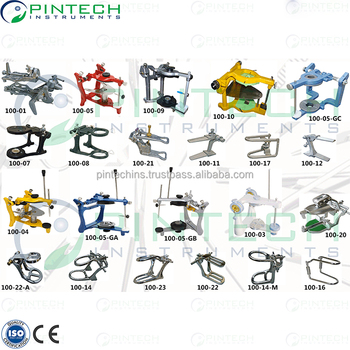 Dental Laboratory Articulators