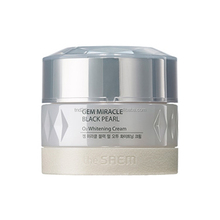 THE SAEM Gem Miracle Black Pearl O2 Whitening Cream