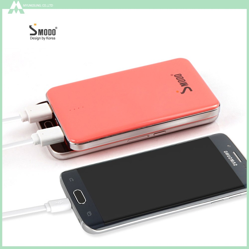 Moble power electric gadget type C charger 10000mAh backup battery logo printing
