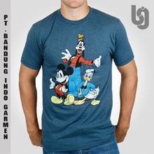 Cartoon Character Design Custom T Shirt, OEM