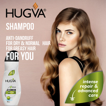 Hugva Classic Hair Shampoo 400 ml High Quality Turkey