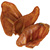 High quality Natural wholesale dried pig ears for pet food
