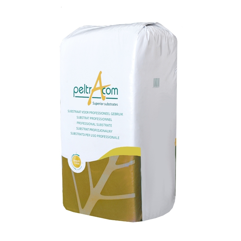 Peltracom Soiless Media for nursery planting
