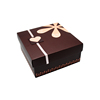 New Fancy Paper Cake Box with Custom Design