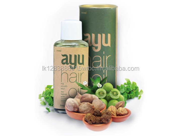AYU Re-growth hair oil