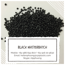 carbon black masterbatch for blowing film / PE PP bags