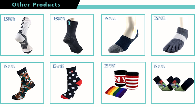 Sublimation blank printed polyester digital socks
