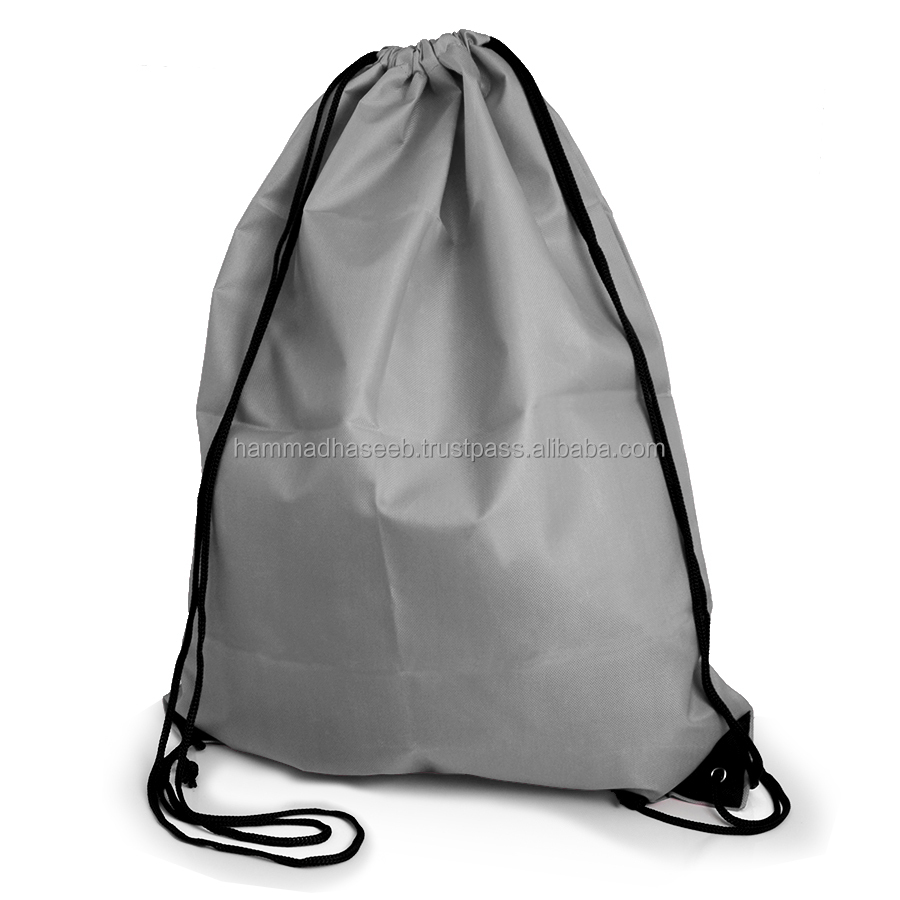 Cotton Drawstring Bag - Gym Backpack, Tote Bags for bulk buyers
