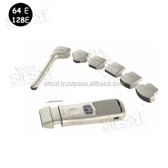 Wifi Ultrasound Machine, Multi-Frequency Changeable Head Wireless Probe, SIFULTRAS-8.5 + 1 x Convex 3.2 MHZ R50