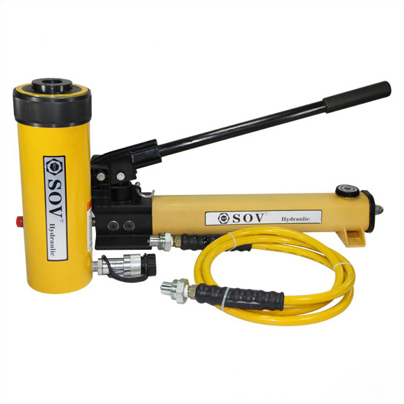 Single Acting Hydraulic Cylinder SOV RC <strong>101</strong>