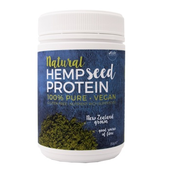 Vitafit Hemp Seed Protein | Vegan Support for Lean Muscle Mass, Energy Levels and Gut Health
