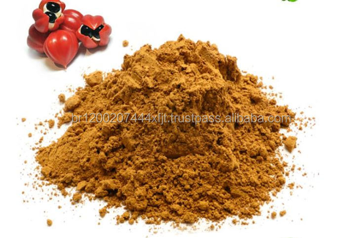 Natural Guarana P.E. Guarana Extract Powder