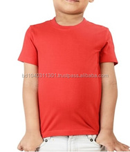 Bangladesh manufacturers cotton t-shirts wholesale kids plain green color t-shirts