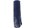 New color & new Embroidery best Cotton drawstring Yoga Mat bag