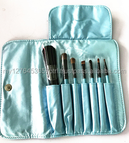 Make Up Brush Set (Navy Blue)