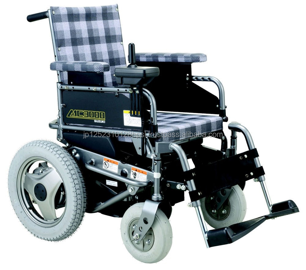 Comfortable secondhand travel wheelchair in good condition